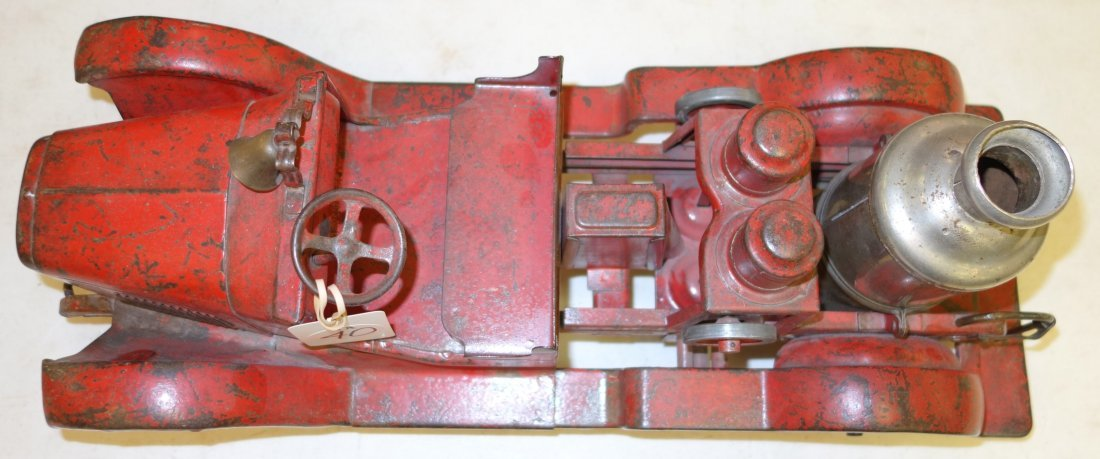 BUDDY L FIRE ENGINE - 4