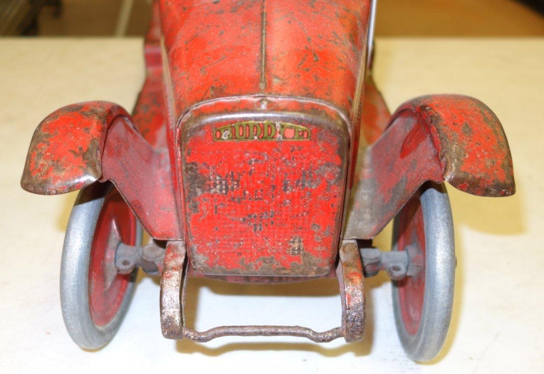 BUDDY L FIRE ENGINE - 6