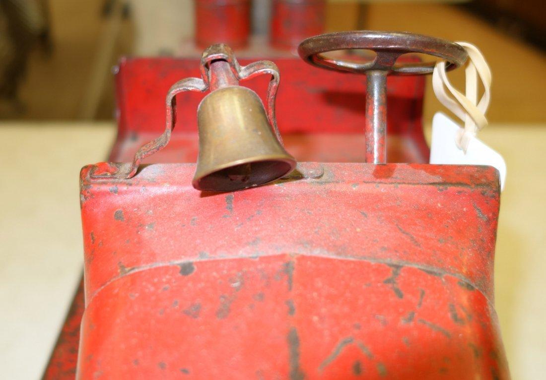 BUDDY L FIRE ENGINE - 7