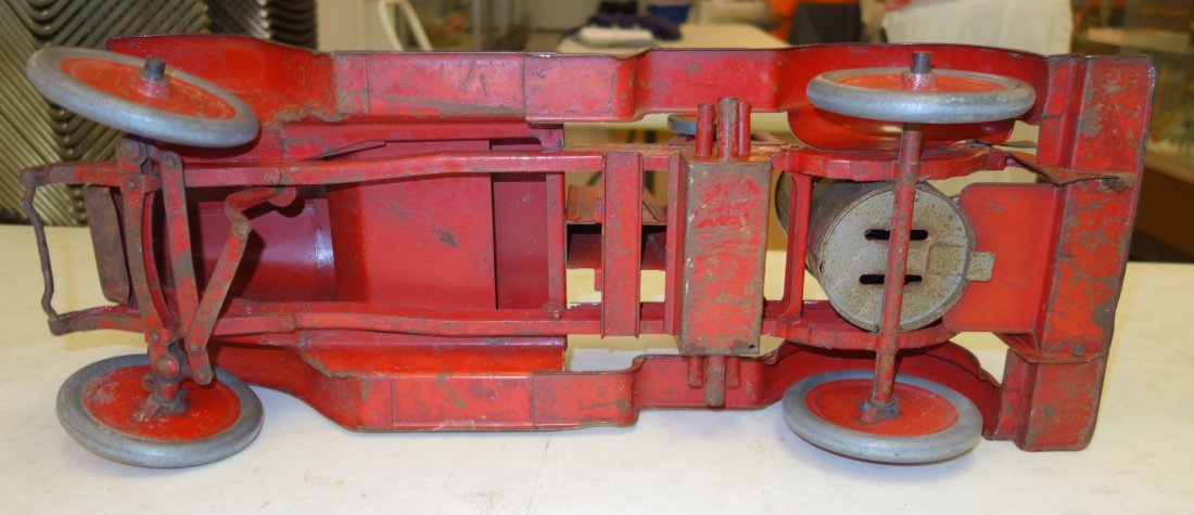 BUDDY L FIRE ENGINE - 8