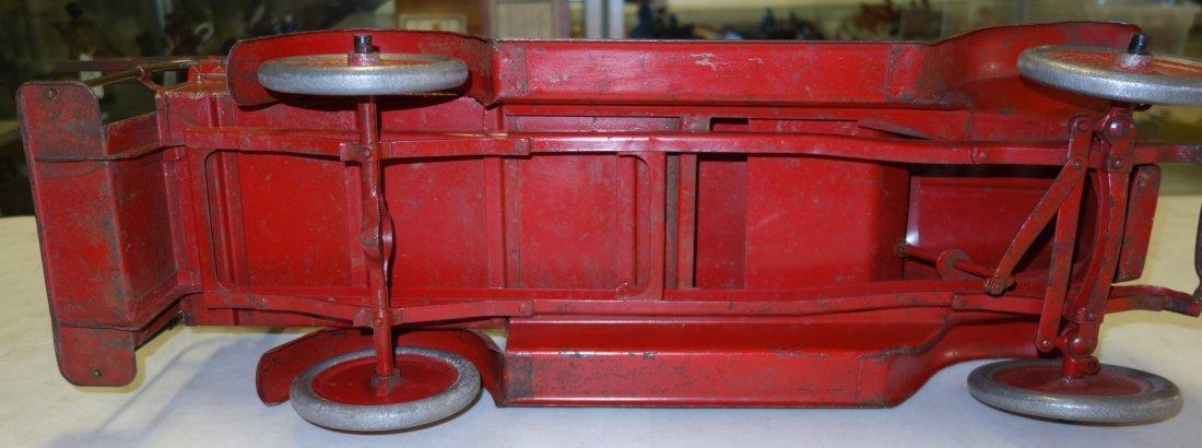 BUDDY L FIRE TRUCK - 2