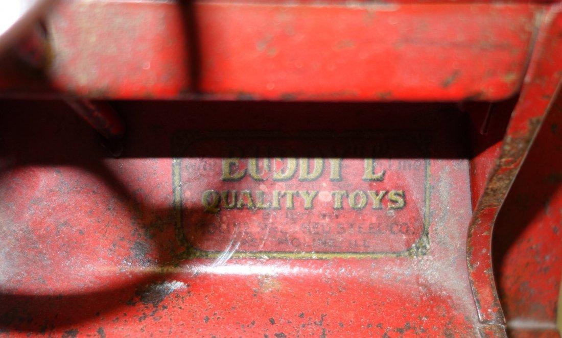 BUDDY L FIRE TRUCK - 3