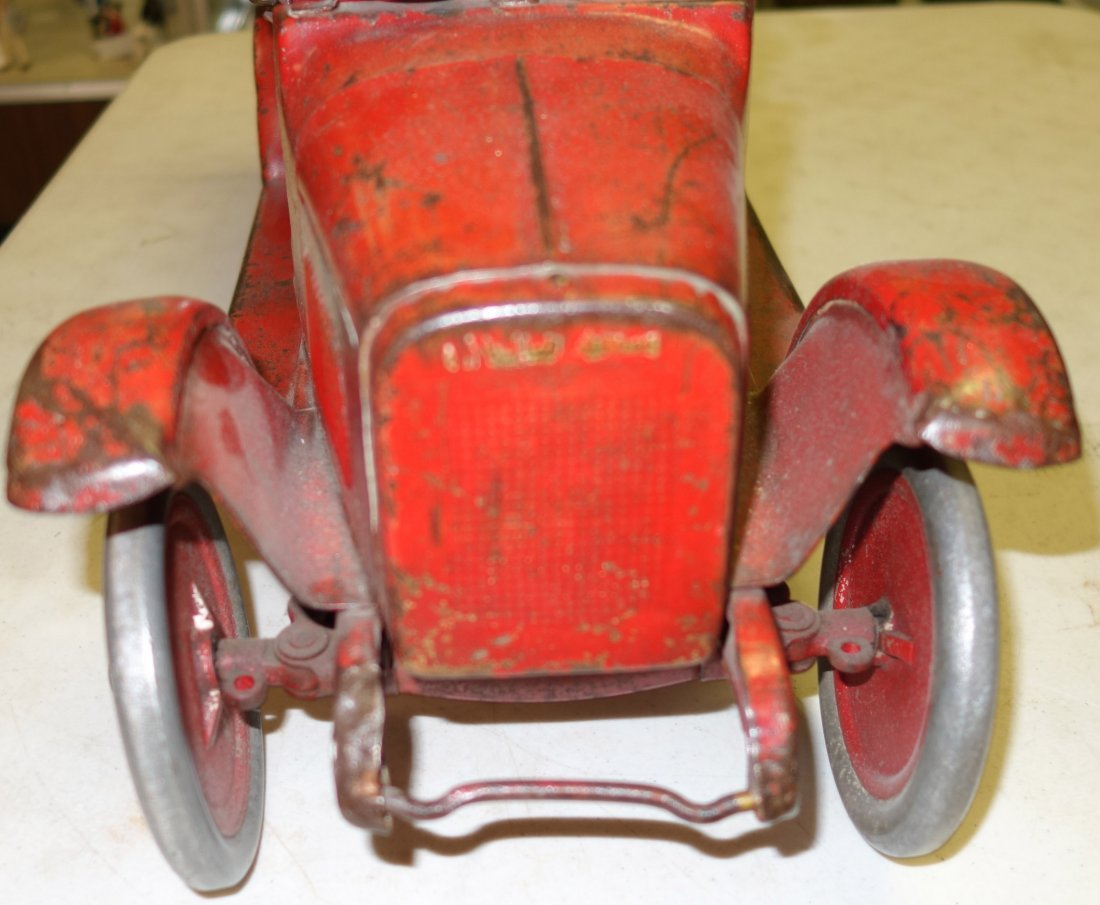 BUDDY L FIRE TRUCK - 7