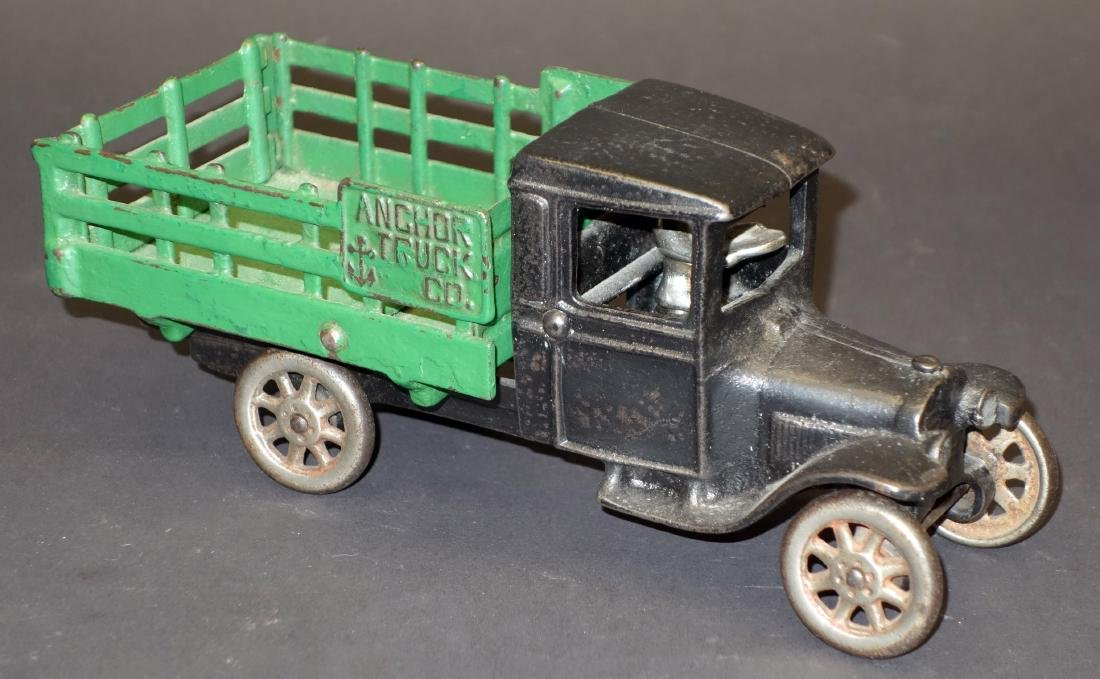 ANCHOR TRUCK CO. STAKE TRUCK