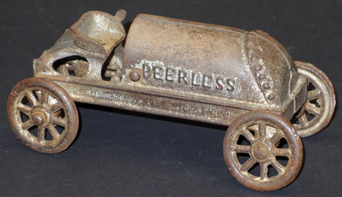"""JONES BIXLER """"PEERLESS"""" RACE CAR"""