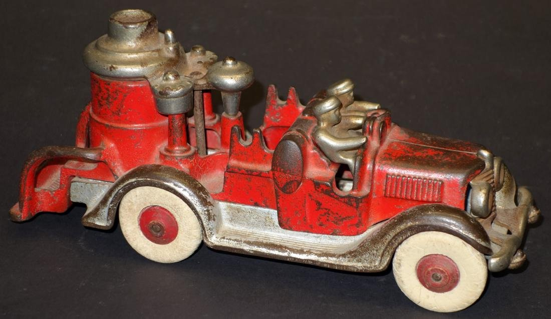 HUBLEY AUTO FIRE TRUCK