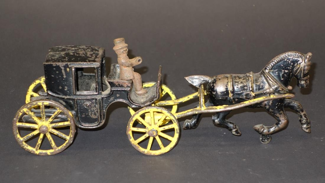 KENTON (?) CARRIAGE