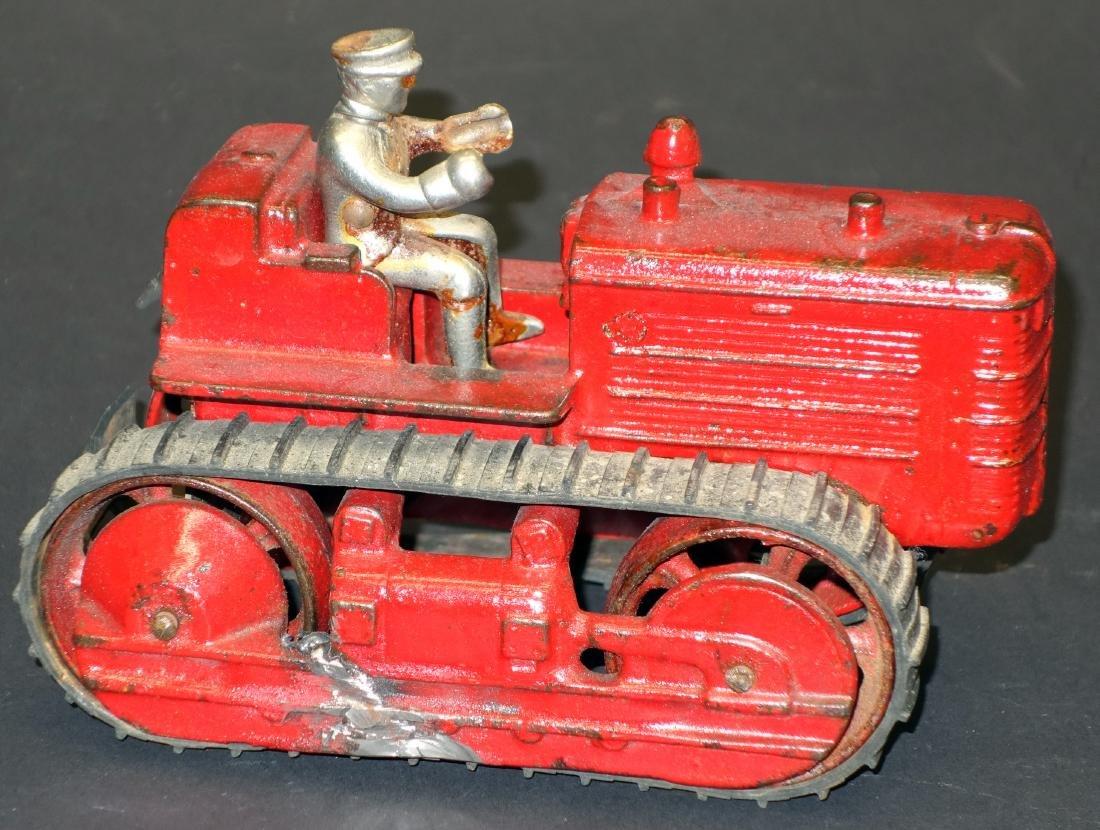 ARCADE TRAC TRACTOR
