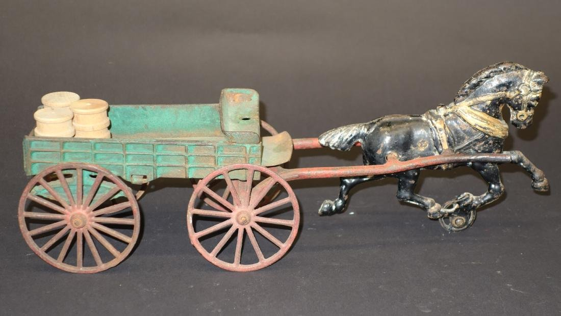 KENTON ONE HORSE EXPRESS WAGON