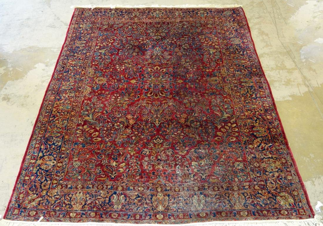 SAROUK ROOM SIZE CARPET