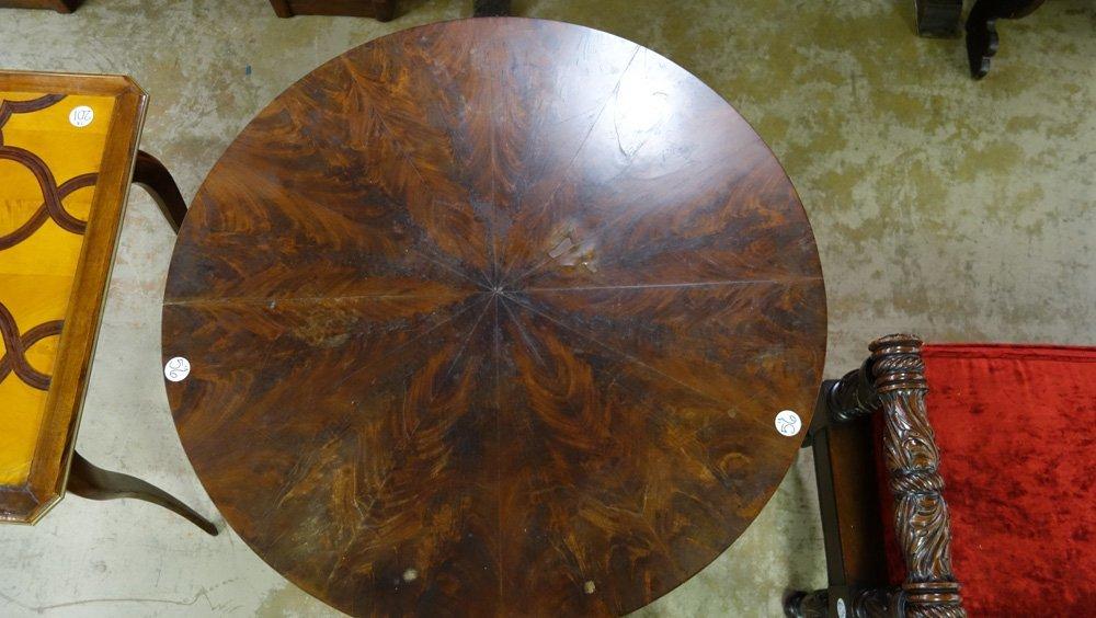 EMPIRE CENTER TABLE - 3