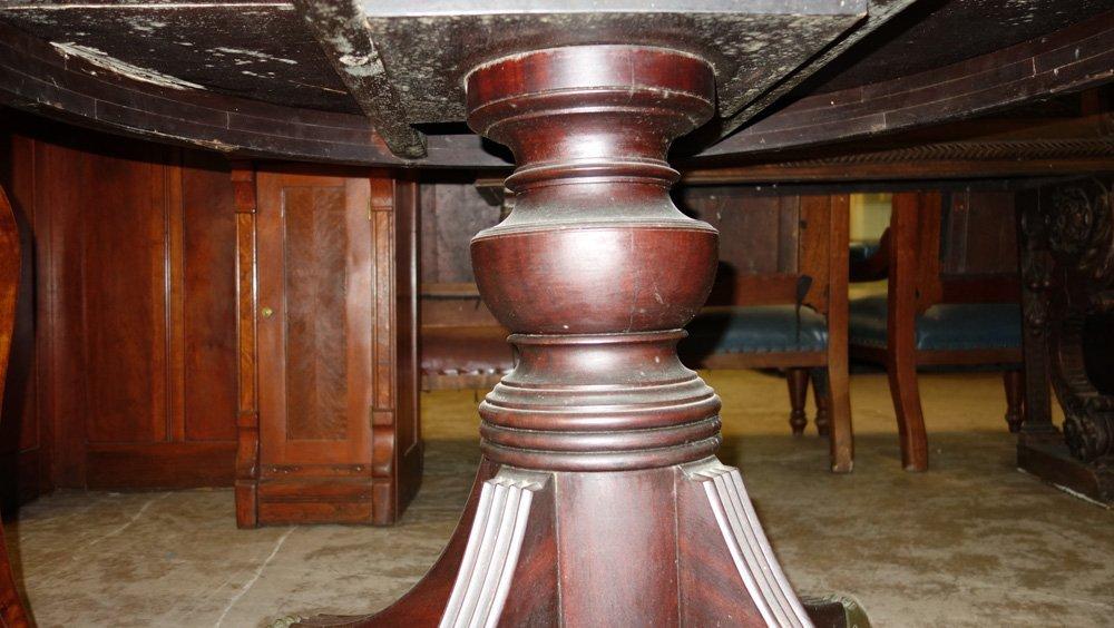 EMPIRE CENTER TABLE - 6