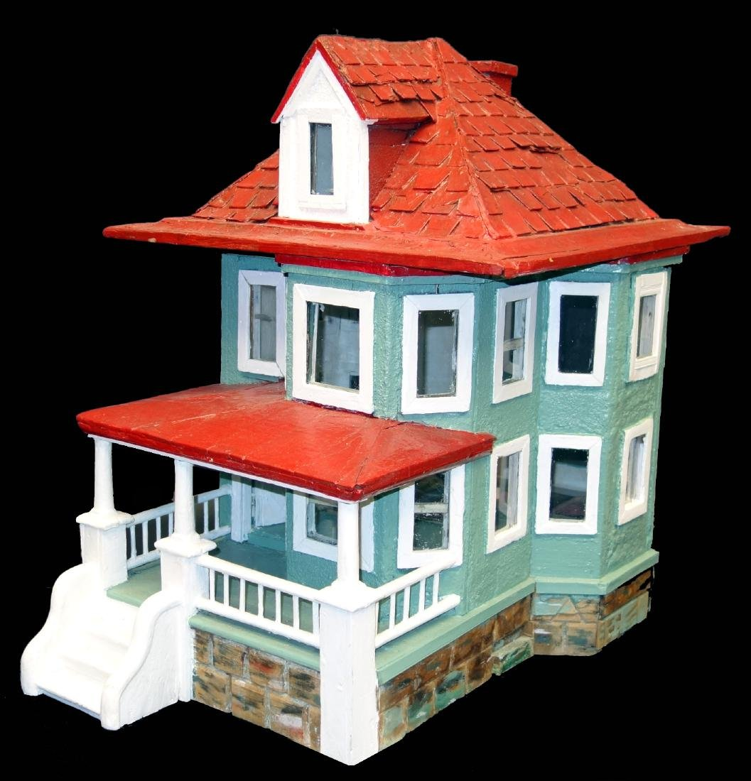 VICTORIAN HOUSE MODEL
