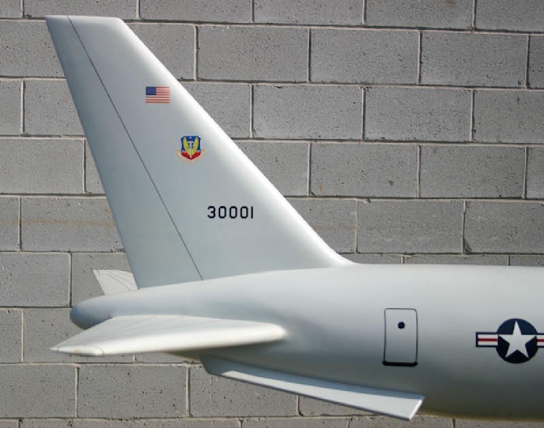U.S. AIRFORCE TRANSPORT AVIATION CUT-AWAY MODEL - 6