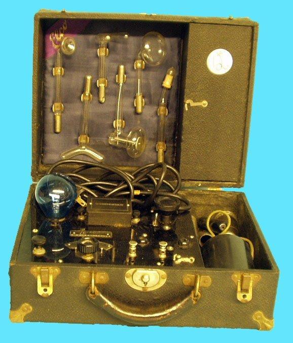 1012: QUACKERY MACHINE ELCO-LINDSTROM