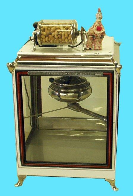 1032: CREATOR POPCORN MACHINE -