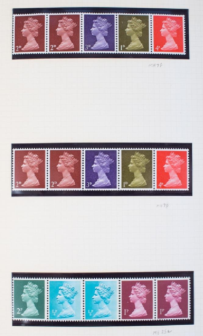 MISC. FOREIGN STAMPS