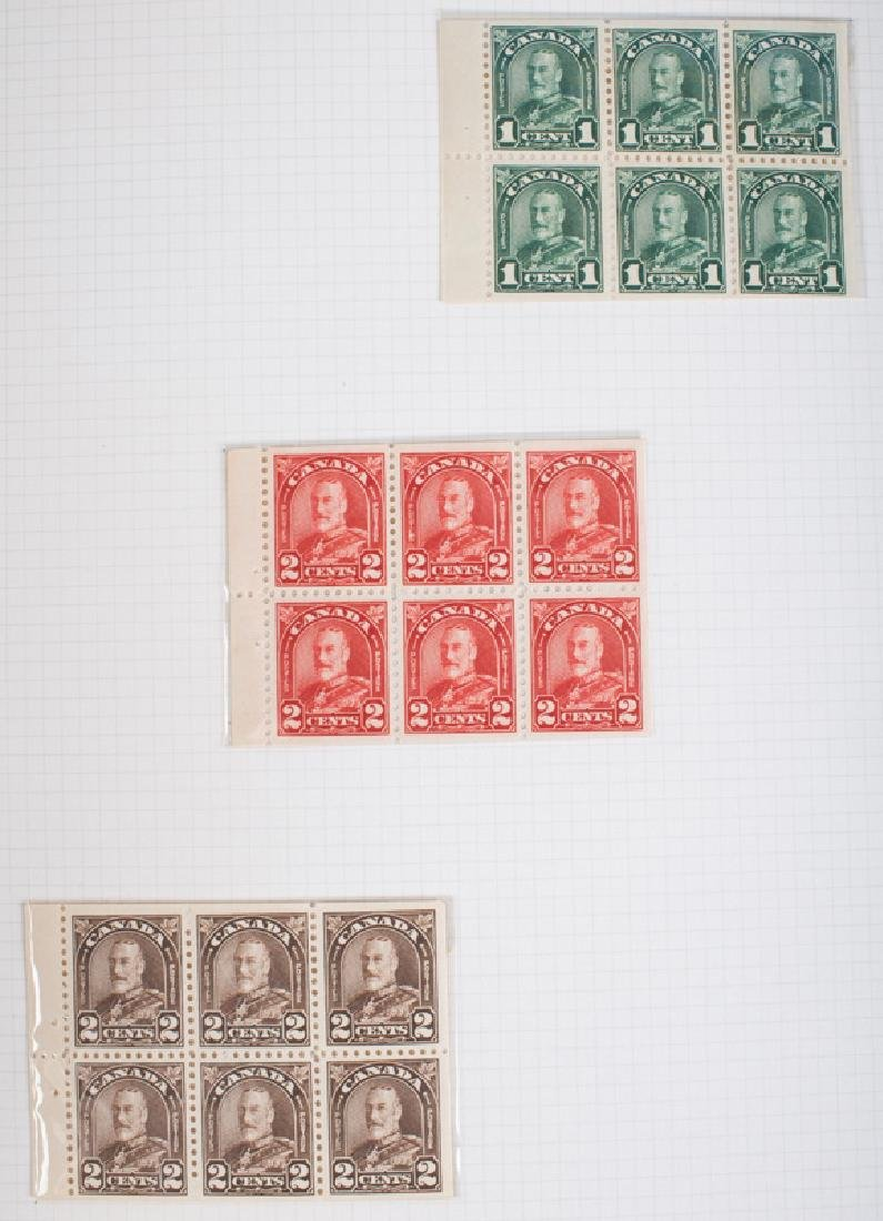 CANADIAN STAMPS - 6