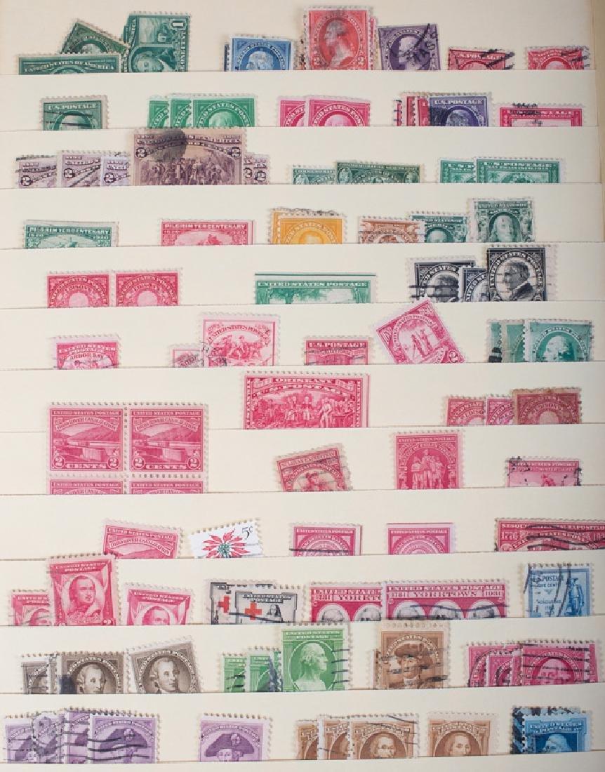 U.S. POSTAGE STOCK BOOK - 2