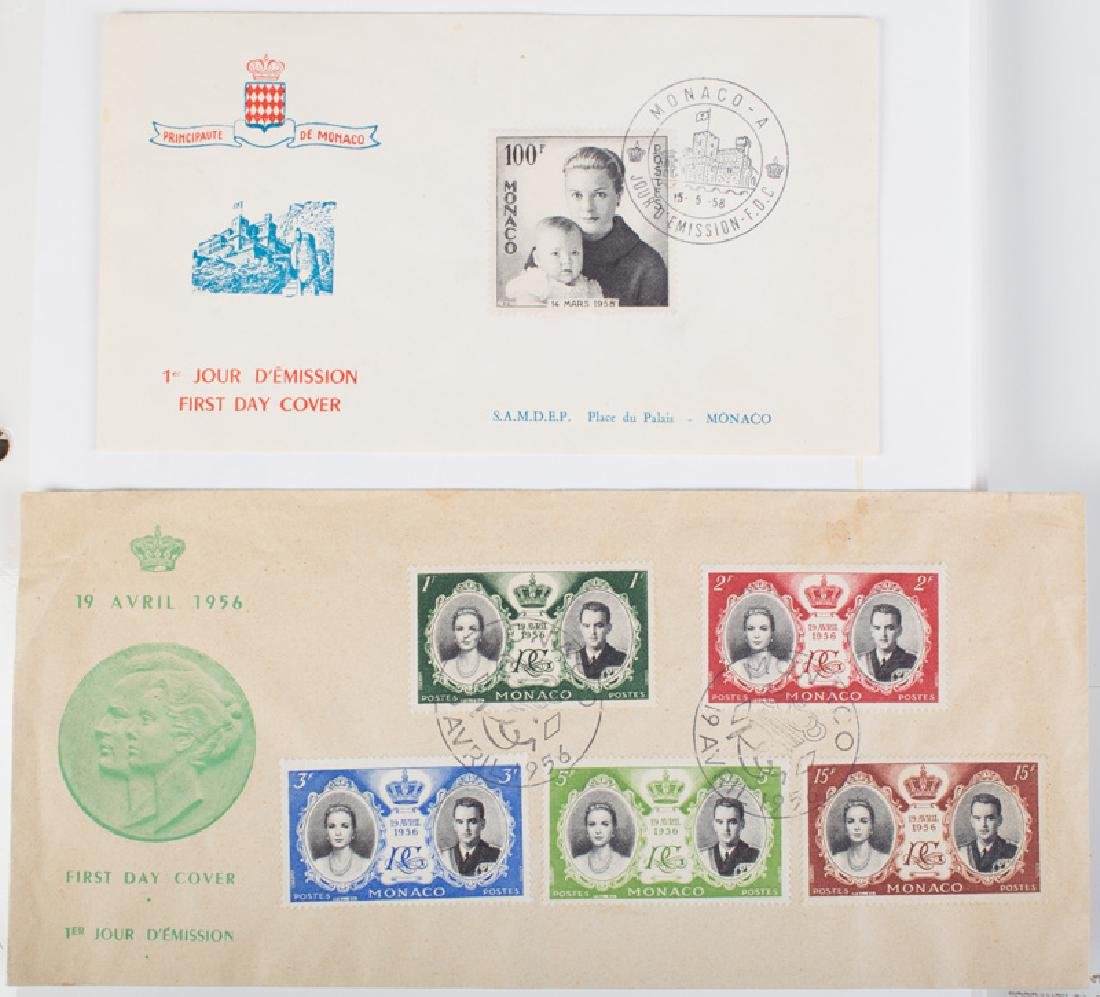 U.S. & CANADIAN FIRST DAY COVERS (3) BOOKS - 5