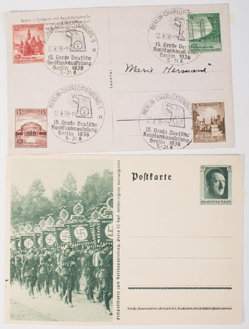 MISC. COVERS - MOSTLY U.S. & CANADA - 3