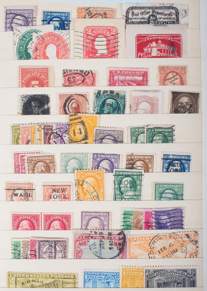 MISC. U.S. STAMPS, OLDER ISSUES, ETC. - 2