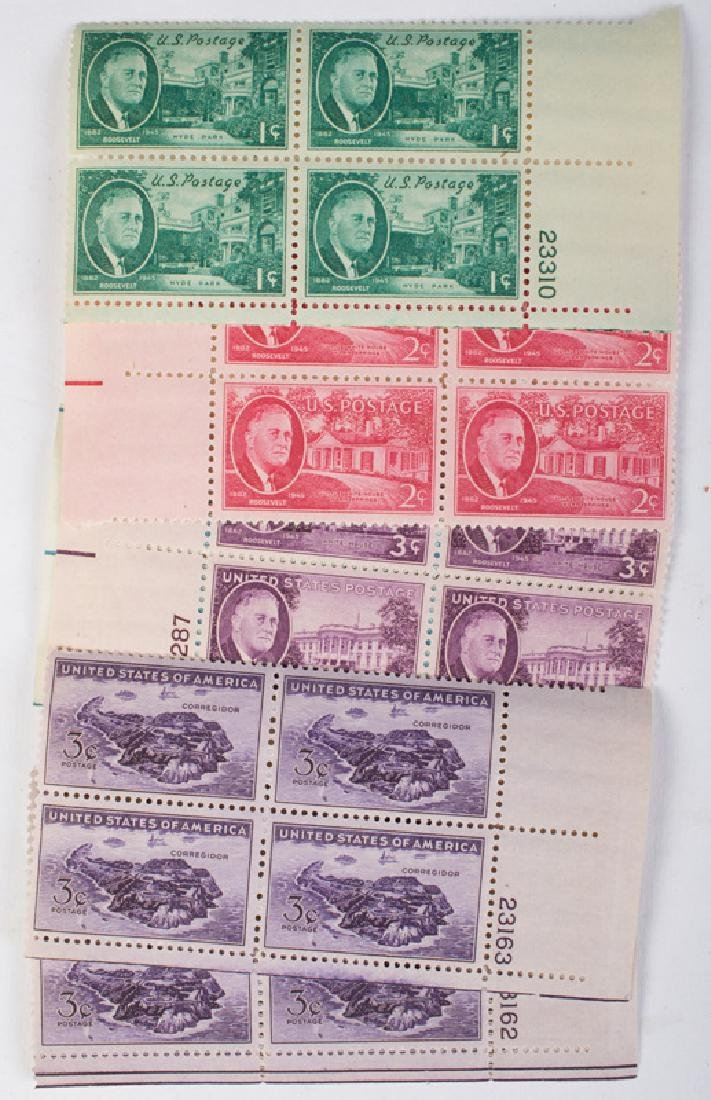 LARGE LOT CANADIAN STAMPS - 3