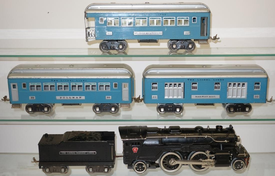 LIONEL STANDARD GAUGE TRAIN