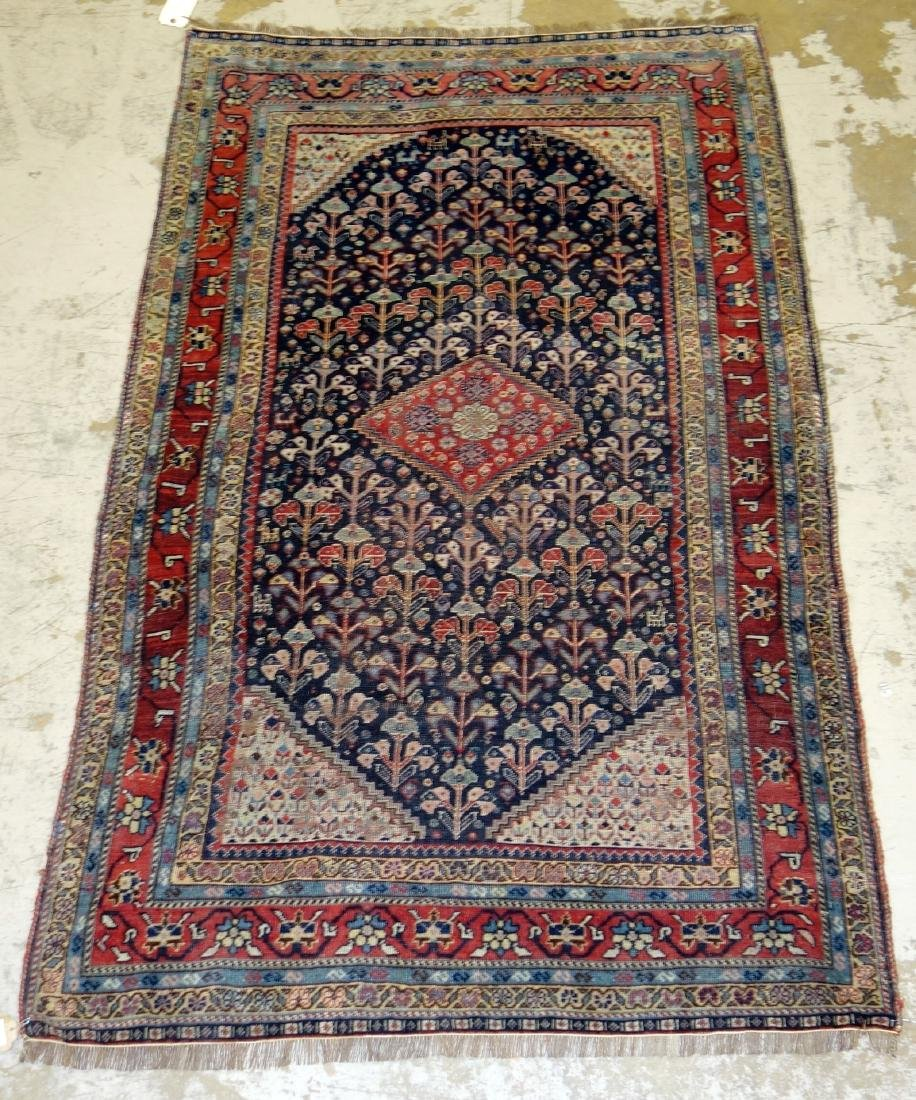 SHIRAZ THROW RUG