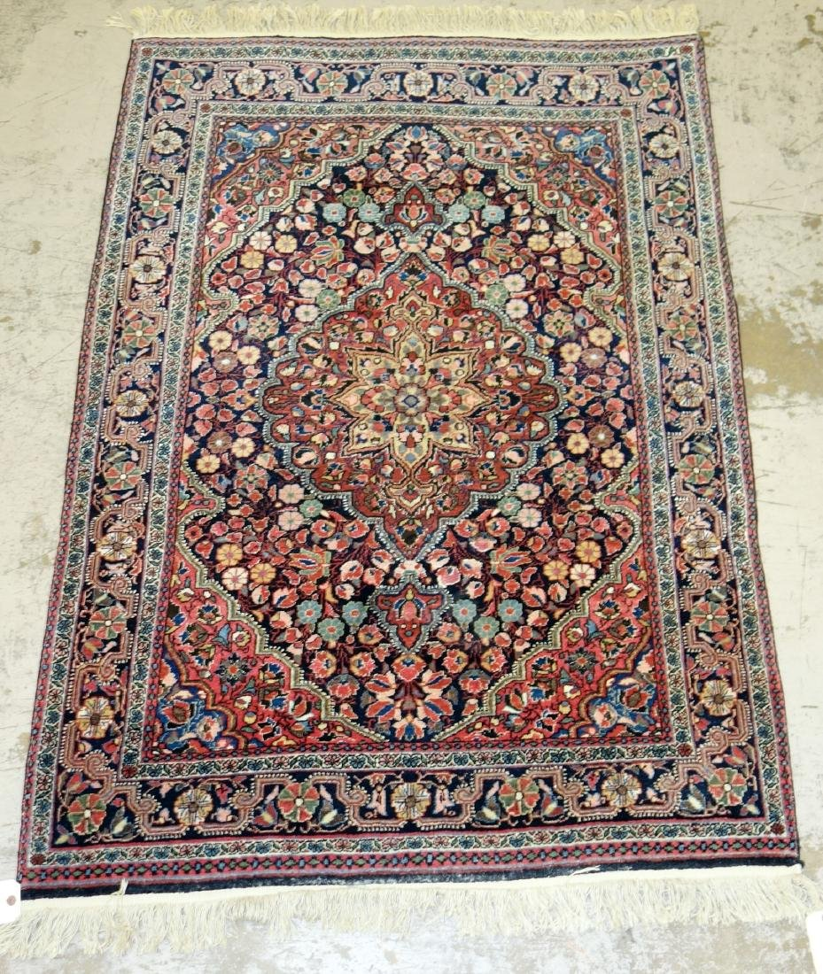SAROUK THROW RUG