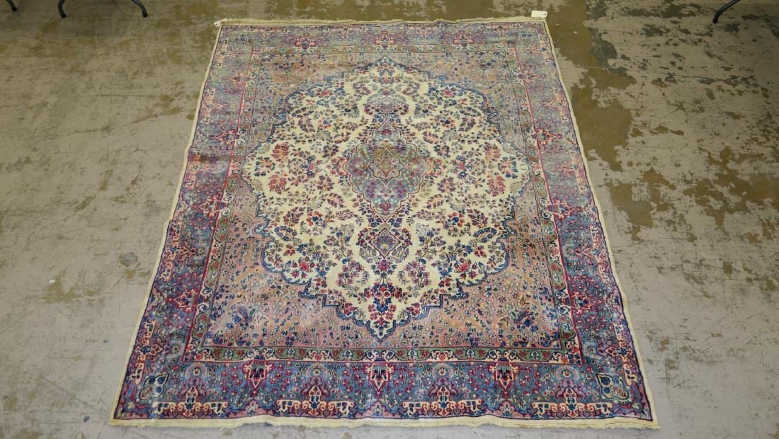 KIRMAN AREA RUG