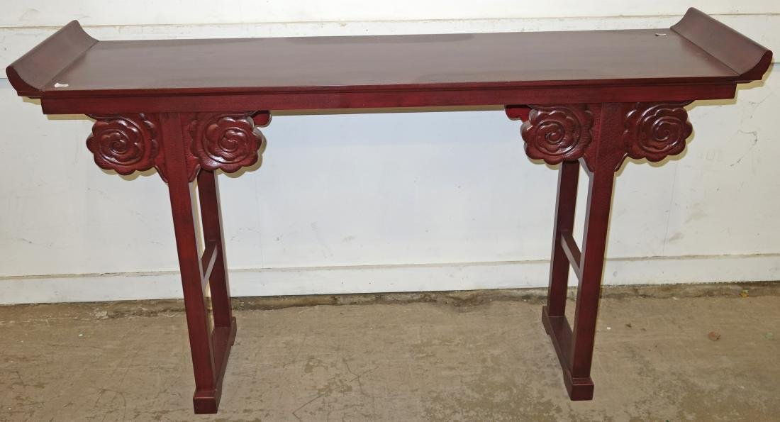 ASIAN WALL TABLE