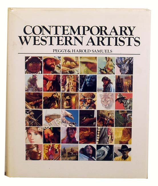 1004: Samuels' Contemporary Western Artists 1982 NR