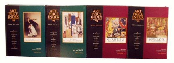 1010: Falk's Art Price Index International (4) NR