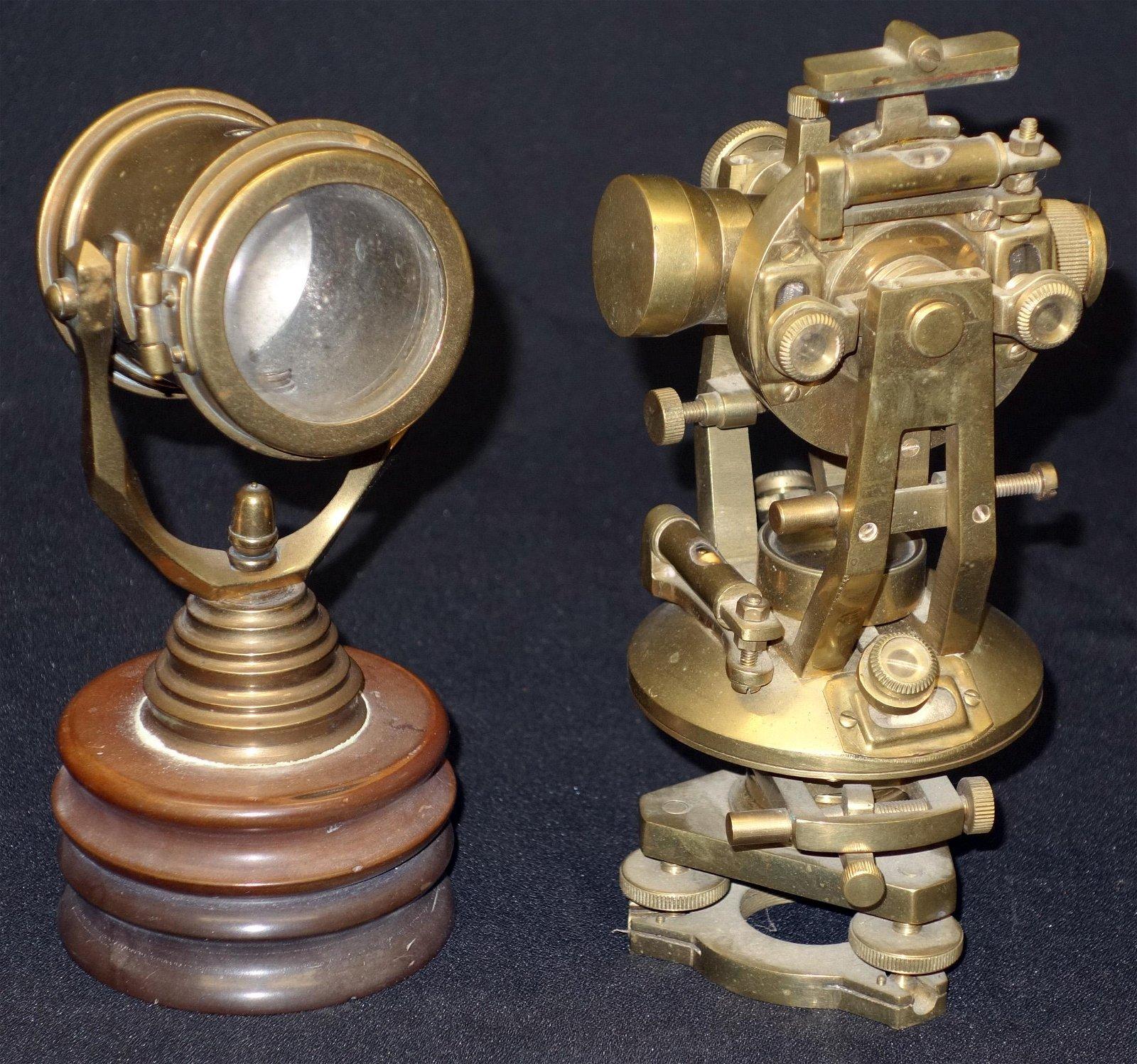 SCALE TELESCOPE AND LIGHT