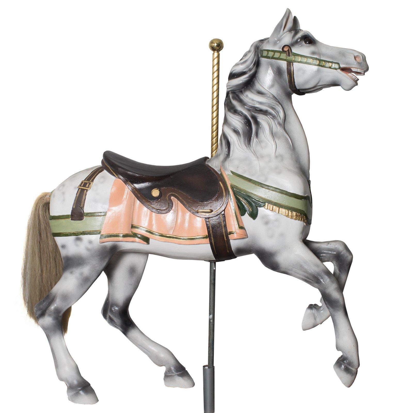 DENTZEL PRANCER CAROUSEL HORSE