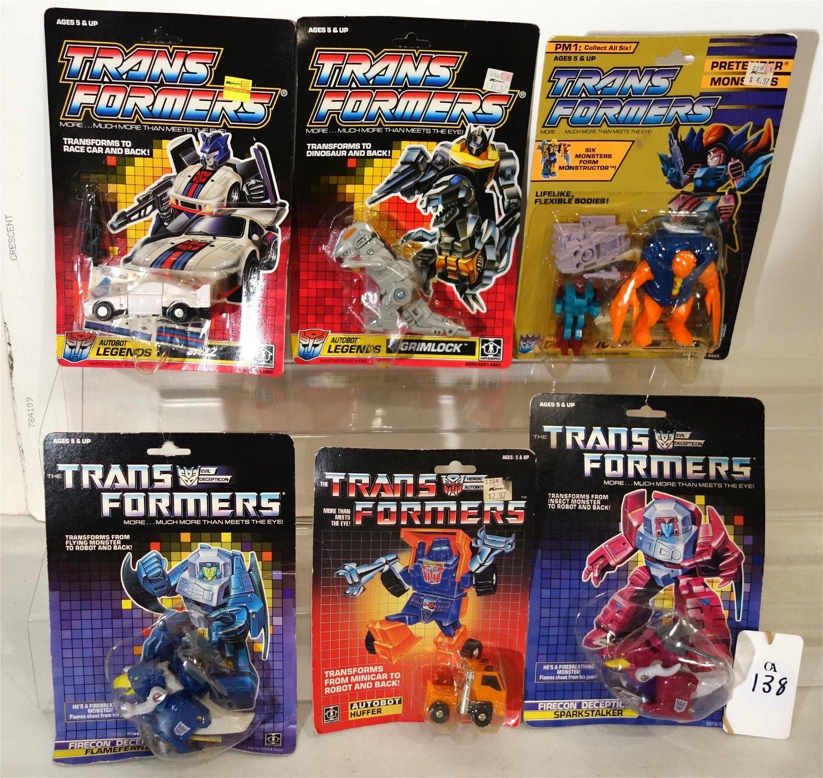 (6) TRANSFORMERS