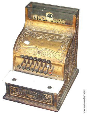 21: NATIONAL CASH REGISTER