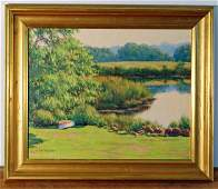REARMSTRONG LANDSCAPE PAINTING