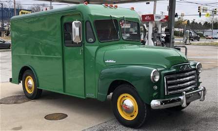 1949 GMC DELIVERY TRUCK