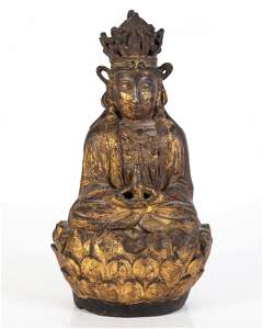 MING BUDDHA