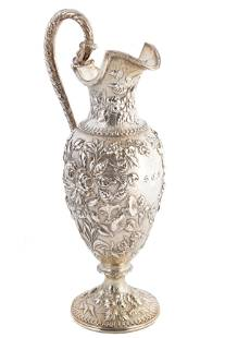KIRK REPOUSSE STERLING EWER