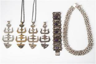 MEXICAN SILVER JEWELRY (6)