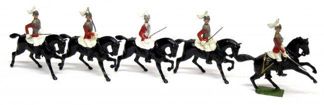 5: BRITAINS (5) HORSE GUARDS