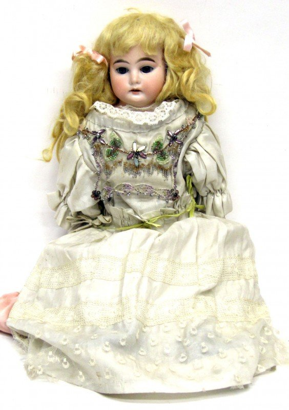 4: A. M. BISQUE DOLL