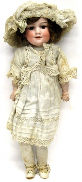 10: BABY BETTY BISQUE DOLL