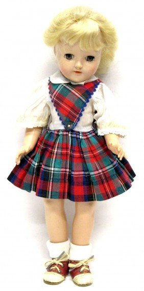 12: IDEAL DOLL