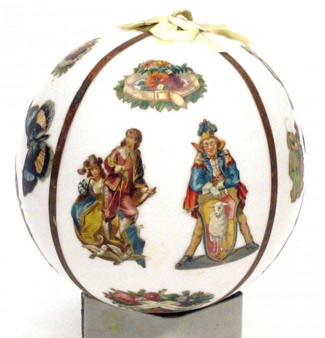 30: CHRISTMAS ORNAMENT
