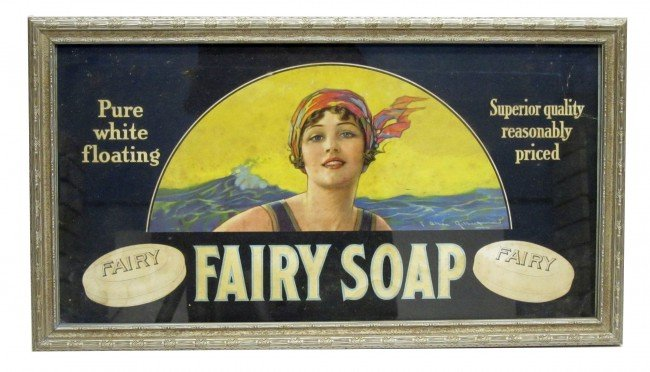 44: FAIRY SOAP ADVERTISING