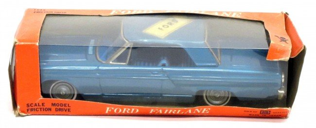 74: BANDAI FORD FAIRLANE TIN CAR